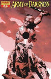 Cover for Army of Darkness (Dynamite Entertainment, 2005 series) #8 [Jae Lee Incentive]