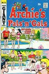 Cover for Archie's Pals 'n' Gals (Archie, 1952 series) #73