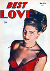 Cover for Best Love (Bell Features, 1951 series) #38