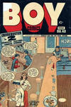 Cover for Boy Comics [Boy Illustories] (Superior Publishers Limited, 1948 series) #40