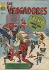 Cover for Los Vengadores (Editora de Periódicos La Prensa S.C.L., 1965 series) #4