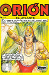Cover for Orion El Atlante (Editora Cinco, 1974 series) #114