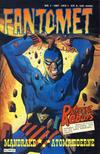 Cover for Fantomet (Semic, 1976 series) #1/1987