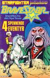Cover for Bravestarr (Semic, 1988 series) #2/1988
