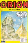Cover for Orion El Atlante (Editora Cinco, 1974 series) #92