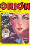 Cover for Orion El Atlante (Editora Cinco, 1974 series) #94