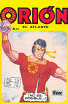 Cover for Orion El Atlante (Editora Cinco, 1974 series) #95
