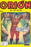 Cover for Orion El Atlante (Editora Cinco, 1974 series) #97