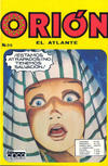 Cover for Orion El Atlante (Editora Cinco, 1974 series) #98