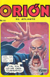 Cover for Orion El Atlante (Editora Cinco, 1974 series) #100