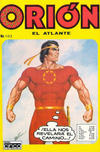 Cover for Orion El Atlante (Editora Cinco, 1974 series) #103