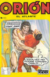 Cover for Orion El Atlante (Editora Cinco, 1974 series) #105