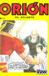 Cover for Orion El Atlante (Editora Cinco, 1974 series) #106
