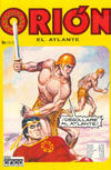 Cover for Orion El Atlante (Editora Cinco, 1974 series) #108