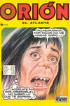 Cover for Orion El Atlante (Editora Cinco, 1974 series) #110