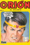 Cover for Orion El Atlante (Editora Cinco, 1974 series) #111