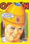 Cover for Orion El Atlante (Editora Cinco, 1974 series) #115