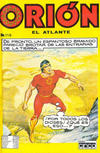 Cover for Orion El Atlante (Editora Cinco, 1974 series) #116
