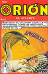 Cover for Orion El Atlante (Editora Cinco, 1974 series) #117