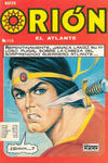 Cover for Orion El Atlante (Editora Cinco, 1974 series) #118
