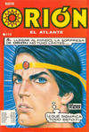 Cover for Orion El Atlante (Editora Cinco, 1974 series) #119