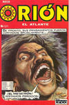 Cover for Orion El Atlante (Editora Cinco, 1974 series) #121