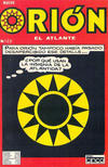 Cover for Orion El Atlante (Editora Cinco, 1974 series) #123