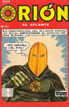 Cover for Orion El Atlante (Editora Cinco, 1974 series) #124