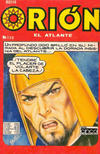Cover for Orion El Atlante (Editora Cinco, 1974 series) #125