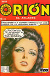 Cover for Orion El Atlante (Editora Cinco, 1974 series) #126