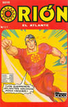 Cover for Orion El Atlante (Editora Cinco, 1974 series) #127