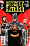 Cover for Batman: Gates of Gotham (DC, 2011 series) #5 [Dustin Nguyen Variant Cover]