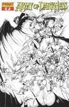 Cover Thumbnail for Army of Darkness (2005 series) #9 [B&W RI - Sneak Peek]