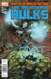Cover for Incredible Hulks (Marvel, 2010 series) #633 [Newsstand]