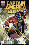Cover for Captain America and Bucky (Marvel, 2011 series) #621