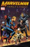 Cover for Marvelman Family's Finest (Marvel, 2010 series) #5