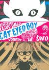 Cover for Cat Eyed Boy (Viz, 2008 series) #2
