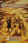Cover for Claymore (Viz, 2006 series) #4