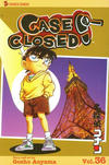 Cover for Case Closed (Viz, 2004 series) #36