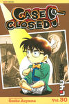 Cover for Case Closed (Viz, 2004 series) #30