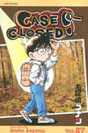 Cover for Case Closed (Viz, 2004 series) #27
