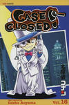 Cover for Case Closed (Viz, 2004 series) #16