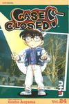 Cover for Case Closed (Viz, 2004 series) #24