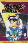 Cover for Case Closed (Viz, 2004 series) #17
