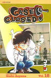 Cover for Case Closed (Viz, 2004 series) #18
