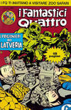Cover for I Fantastici Quattro (Editoriale Corno, 1983 series) #2