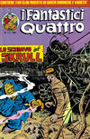 Cover for I Fantastici Quattro (Editoriale Corno, 1983 series) #7