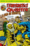 Cover for I Fantastici Quattro (Editoriale Corno, 1983 series) #8