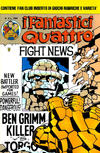 Cover for I Fantastici Quattro (Editoriale Corno, 1983 series) #9