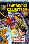 Cover for I Fantastici Quattro (Editoriale Corno, 1983 series) #11